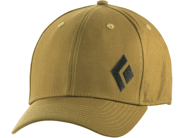 Black Diamond BD Logo Hat dark curry